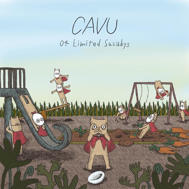 アルバム『CAVU』【通常盤】(CD)