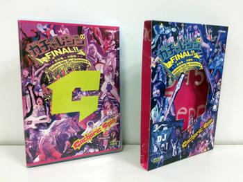 DVD『ガチャレンジFINAL!! 2014 ~お台場決勝戦~』(初回仕様:BOXケース仕様&フォトブック)