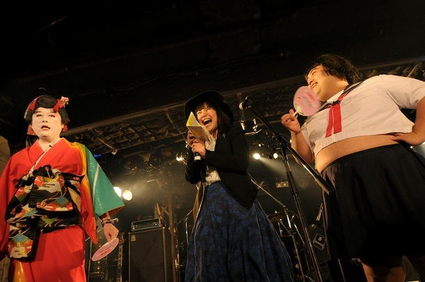 3月3日(火)@新宿LOFT