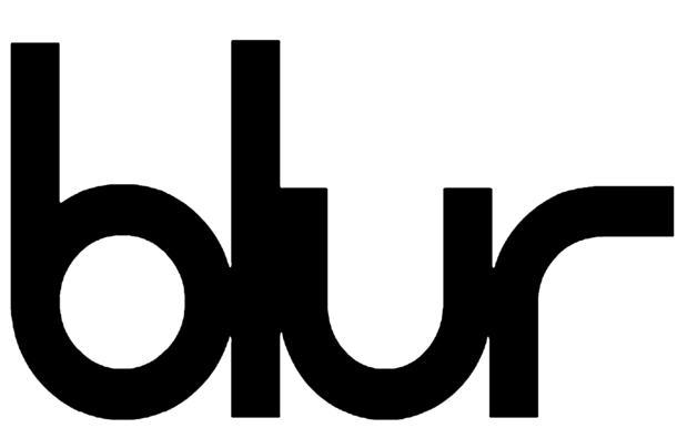 ブラー ロゴ