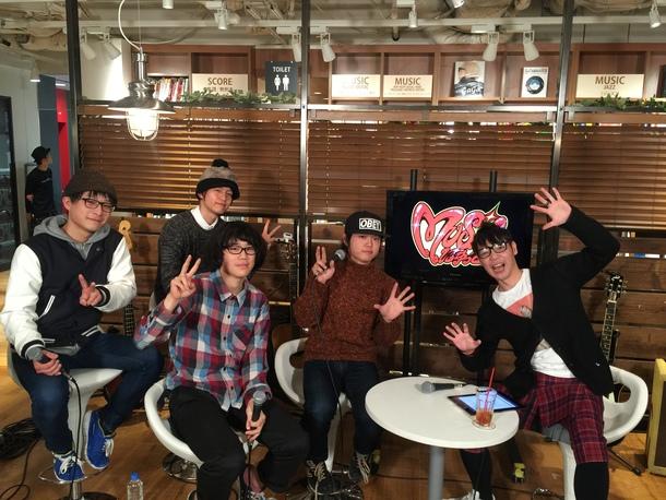 NOTTV3 音楽情報番組『MUSICにゅっと。』(2月17日放送:Brian the Sun)