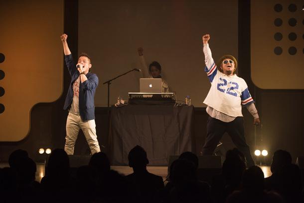 2月12日(木)@渋谷 duo music exchange(クリフエッジ)