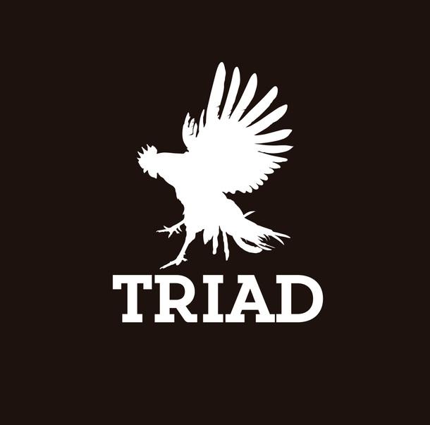 TRIAD ロゴ