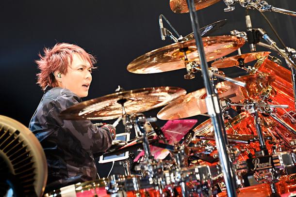 『LUNA SEA 25th ANNIVERSARY LIVE TOUR THE LUNATIC -A Liberated Will-』@神奈川県民ホール