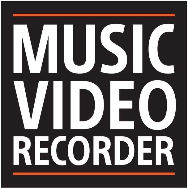 ミュージックビデオレコーダー ロゴ