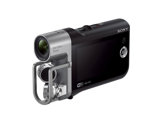 ミュージックビデオレコーダー 『HDR-MV1』