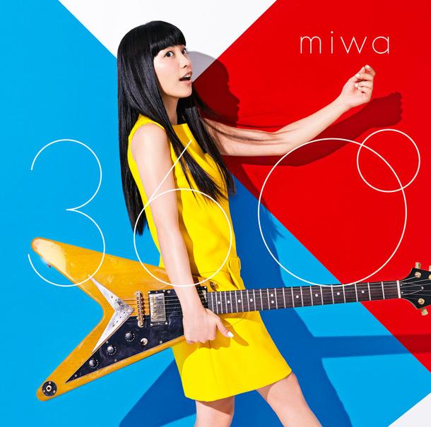 シングル「360°」【通常盤】(CD)