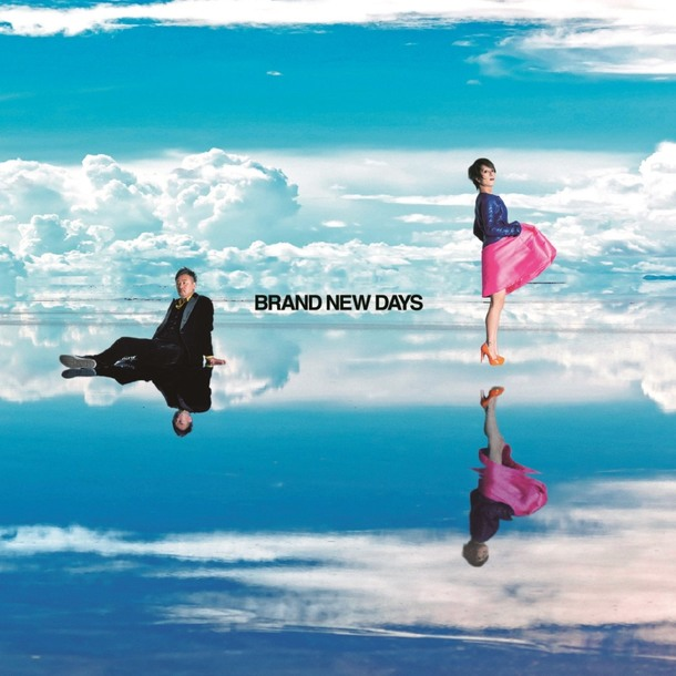 アルバム『BRAND NEW DAYS』【CD+DVD】