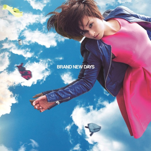 アルバム『BRAND NEW DAYS』【CD】