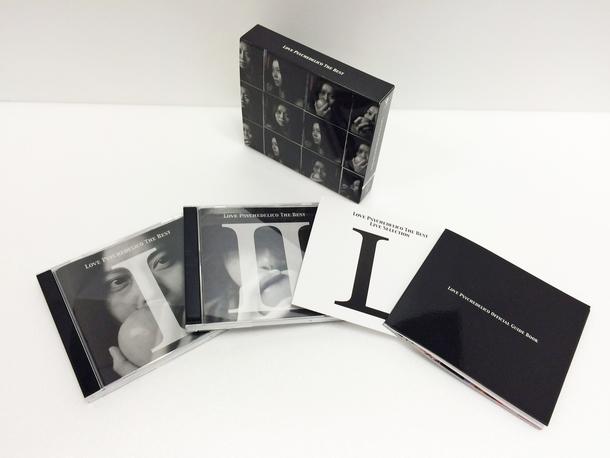 アルバム『LOVE PSYCHEDELICO THE BEST SPECIAL BOX』