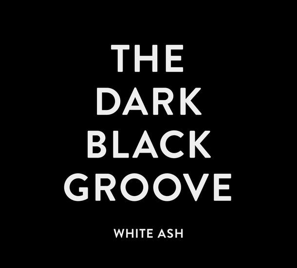 アルバム『THE DARK BLACK GROOVE』(三方背ジャケ写)