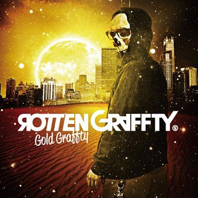「金色グラフティー」収録アルバム『GOLD』/ROTTENGRAFFTY