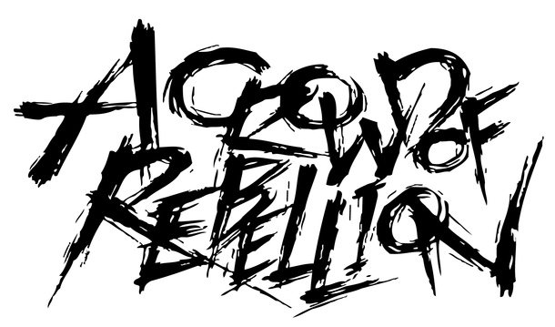 a crowd of rebellion ロゴ