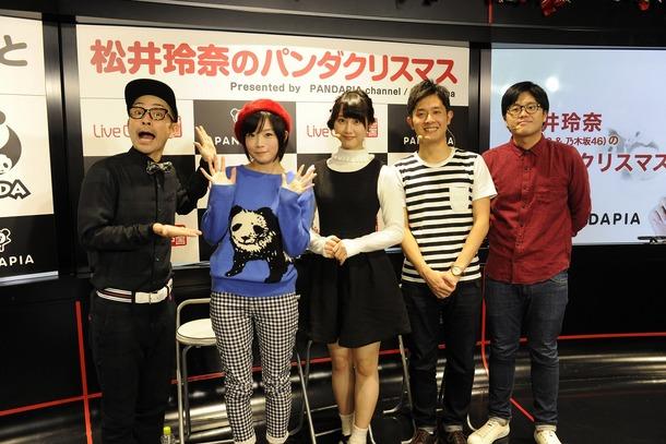 12月22日(月)@J:COM Wonder Studio
