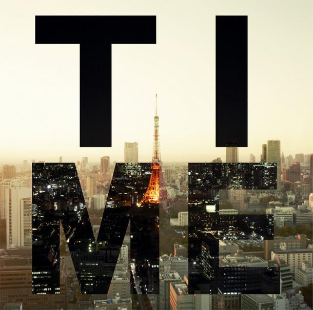 アルバム『TIME』【通常盤】(CD)
