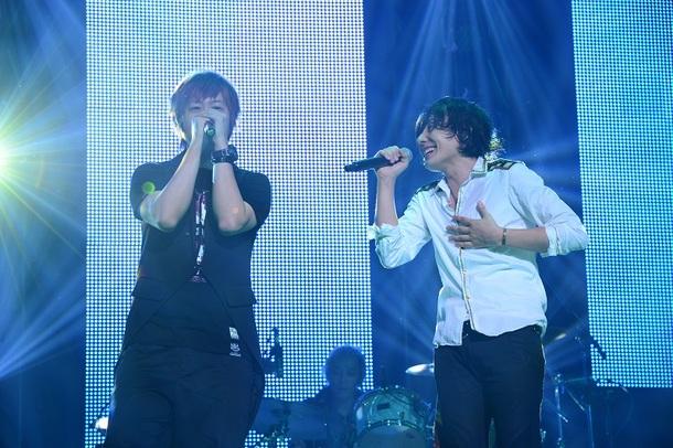 「flumpool GYAO! MUSIC LIVE」