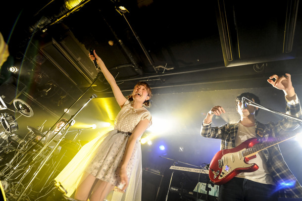 11月20日@渋谷TSUTAYA O-nest