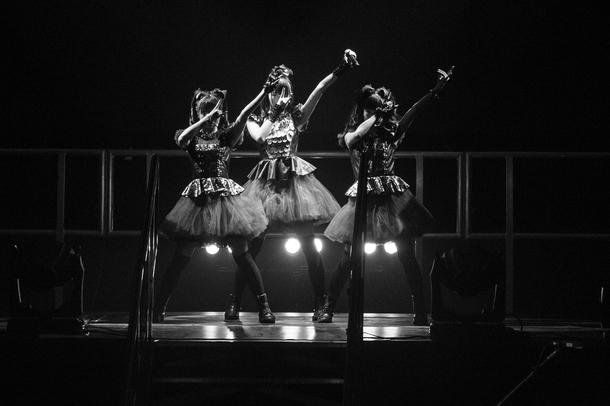 「BABYMETAL BACK TO THE USA / UK TOUR 2014」ファイナル公演