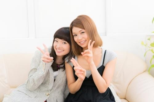 吉田仁美(左)と池田 彩