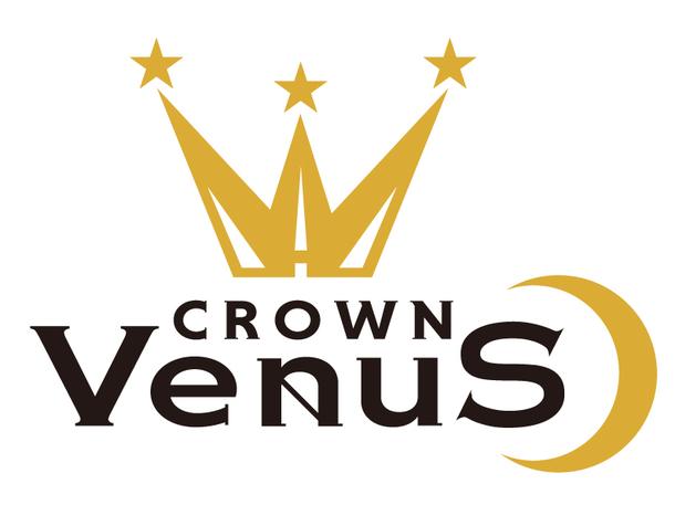 CROWN VenuS ロゴ