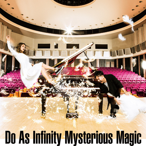 シングル「Mysterious Magic」【CD+DVD】
