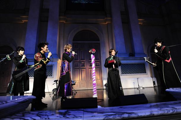 11月1日@お台場VenusFort 教会広場