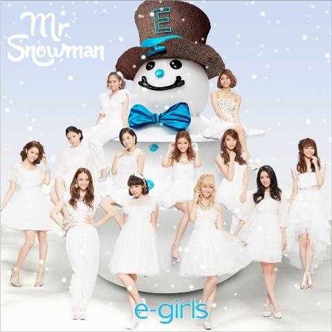 シングル「Mr.Snowman」【CD+DVD】