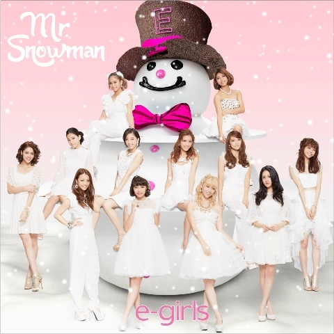 シングル「Mr.Snowman」【CD】