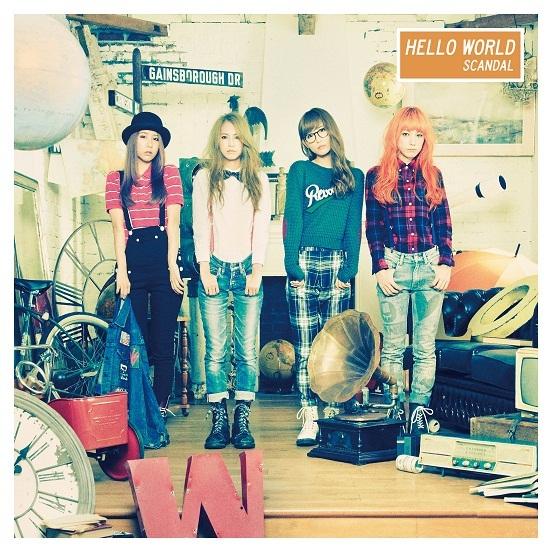 アルバム『HELLO WORLD』【アナログ盤】