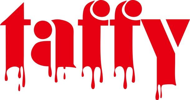 taffyロゴ