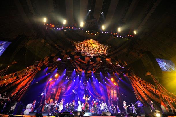 10月25日@神戸ワールド記念ホール(HALLOWEEN JUNKY ORCHESTRA)