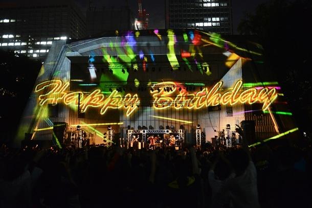 10月25日(土)@東京・日比谷野外大音楽堂