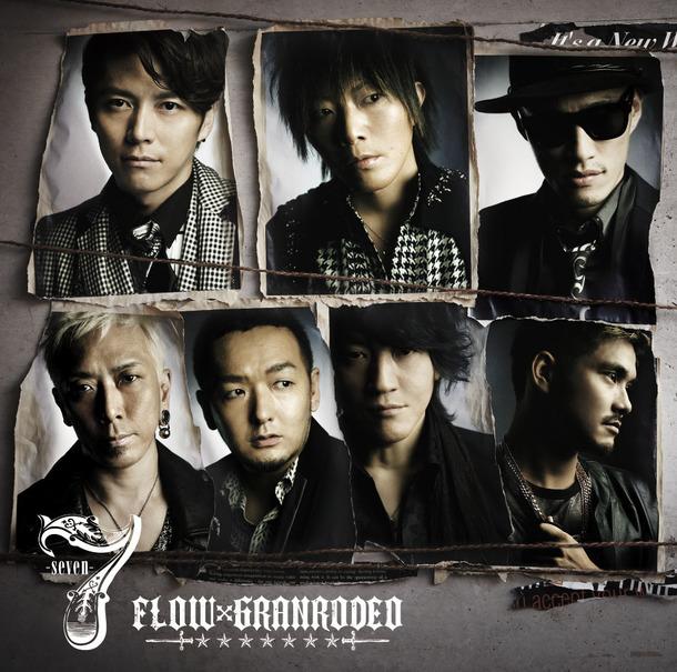 シングル「7 -seven-」【初回限定盤】(CD+DVD)