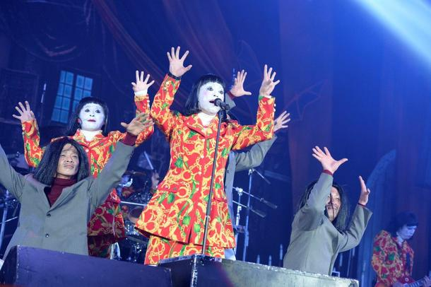 『HALLOWEEN PARTY 2014』@幕張メッセ(氣志團)
