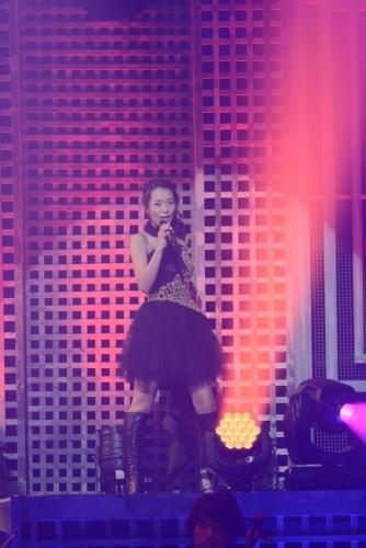 「Kalafina LIVE TOUR 2014」大阪公演より、Wakana