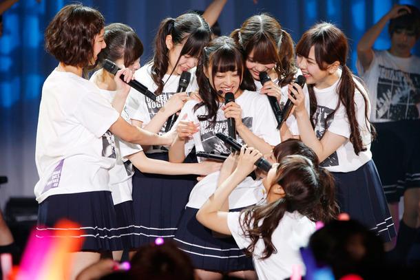 10月19日@「乃木坂46 アンダーライブセカンド・シーズン」千秋楽
