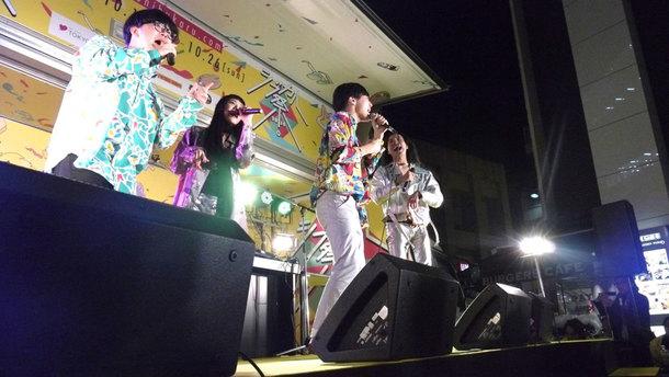 10月17日(金)@「シブカル祭。2014 ~トゥギャザーしようぜ!~」レセプションパーティー