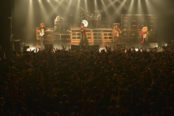 10月12日(日)@赤坂BLITZ