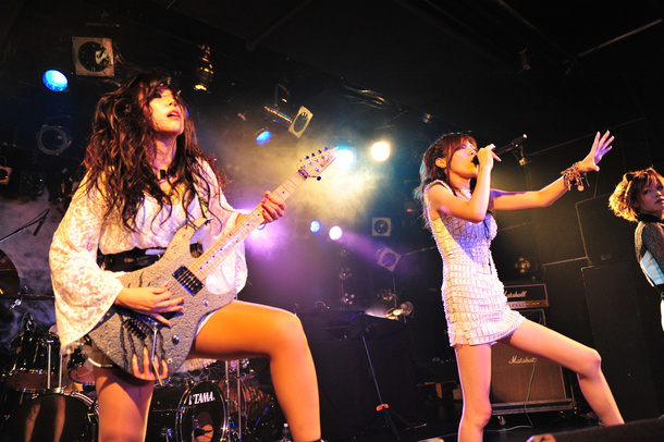 9月25日@原宿アストロホール photo by 畔柳ユキ