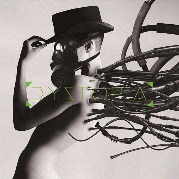 アルバム『DYSTOPIA』【CD+DVD】