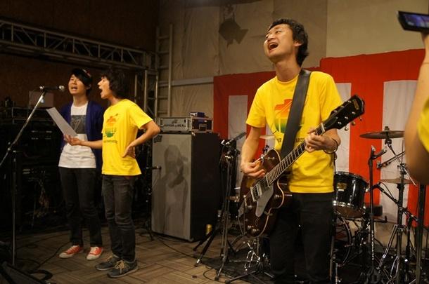 忘れらんねえよ、10月3日(金)~4日(土)@24時間 Ustream生番組「24時間、バンドやろうぜ。~愛はバンドを救う~」
