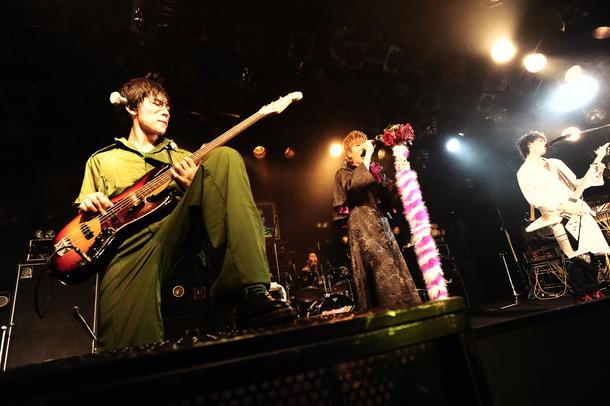 10月3日(金)、東京・渋谷区の渋谷クラブクアトロ