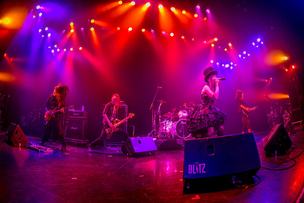 10月4日@赤坂BLITZ(妖精帝國)