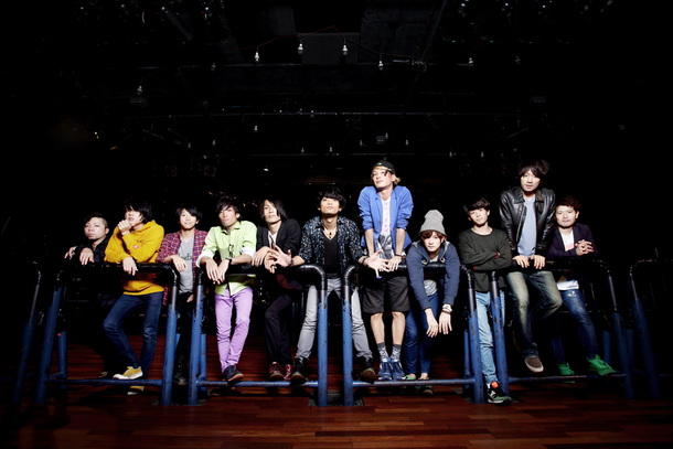 「MASH A&R presents MASHROOM 2015」出演アーティスト