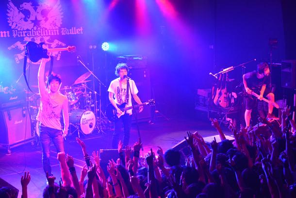 『Next Bullet Marks Tour 2014』ライブ写真 @札幌 PENNY LANE24 9/27公演