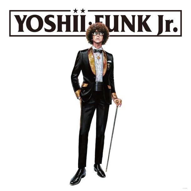 アルバム『ヨシー・ファンクJr.~此レガ原点!!~』【アナログ盤】