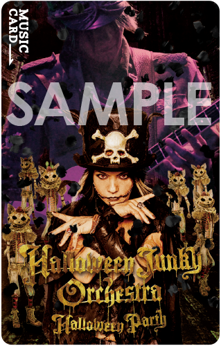 HALLOWEEN JUNKY ORCHESTRA ver.(TypeB)