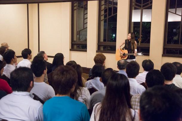 9月24日@東京・自由学園明日館ラウンジホール