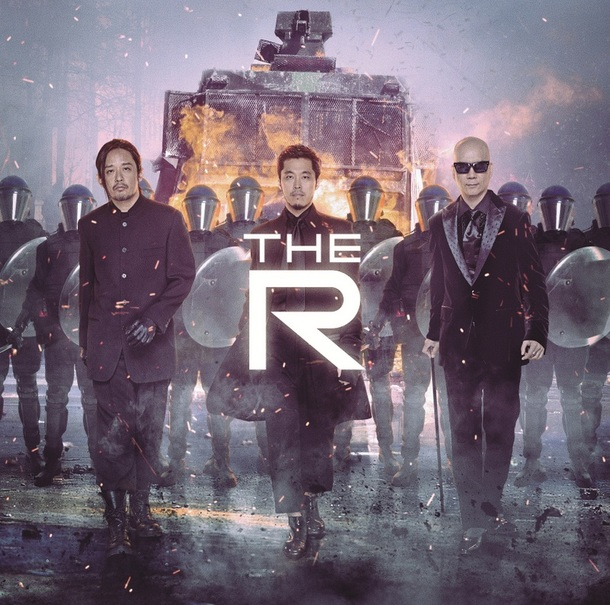 アルバム『The R ~The Best of RHYMESTER 2009-2014~』