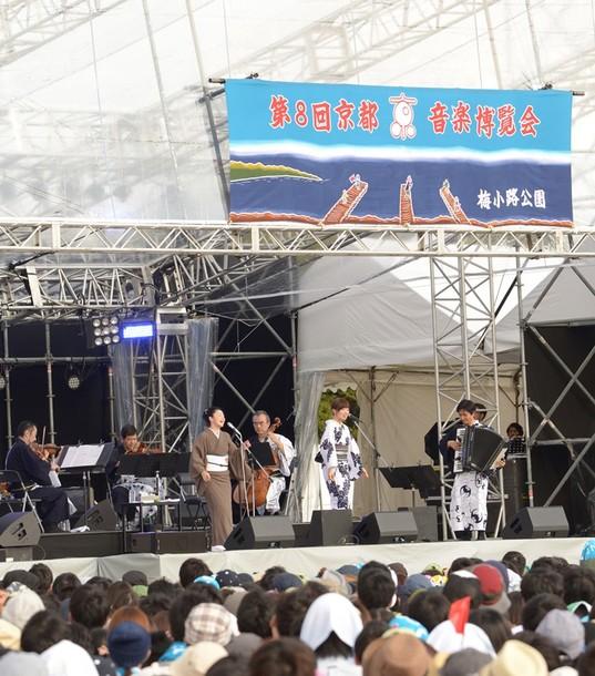 9月21日@「京都音楽博覧会2013 IN 梅小路公園」(椎名林檎)